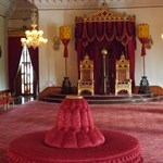 Throne room, Iolani Palace
