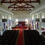 Santuary of Kawaiahao Church