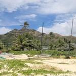 Near the beach