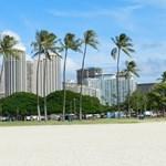 Ala Moana Beach - Honolulu - Hawaii - Septiembre 2011