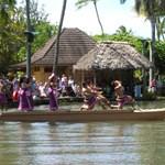 Dancers at a Village
