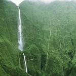 Honokohau waterfalls