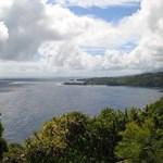 Kaena peninsula view from Kaumahina State Park