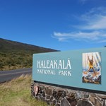 Haleakalā National Park- entrance point