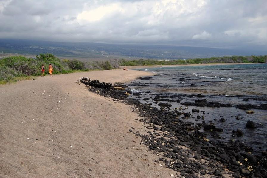 Honokohau Bay Lahaina Maui Hawaii