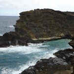From Halona Blowhole