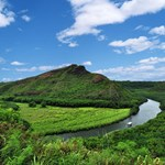 Hanapepe Valley and the Wailua River