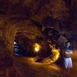 Inside the Thurston Lava Tube