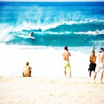 Pipeline Beach waves