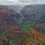 Waimea Canyon ≡  Eric Tessmer, Molokai, Hawaii