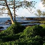 Keaukaha Beach Park, Hawaii