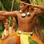 Pa'oti - Male Dance movement