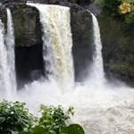 Hilo Town's Rainbow Falls
