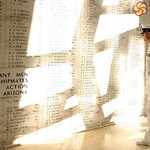 USS Arizona Memorial Remembrance WallUSS Arizona Memorial Remembrance Wall