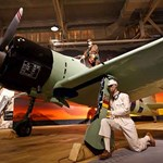 Mitsubishi A6M2 Model 21 Type 0 (Naval Carrier-based Fighter)