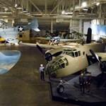Historic planes