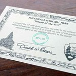 Guests can sign up for an Offical Haleakala Certificate