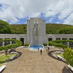 Punchbowl, National memorial cemetery of the pacific