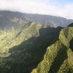 Ukumehame/Oluwalu ridge
