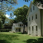 Chamberlain House, Mission Houses Museum, Honolulu