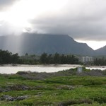 Nice Views of Hawaii! from flat island