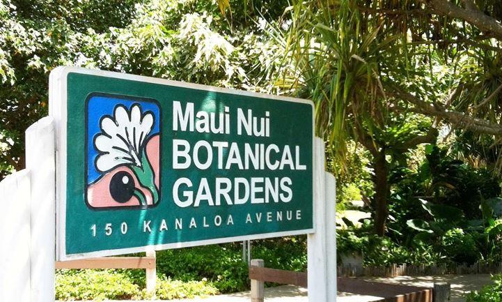 Merveilleux Maui Nui Botanical Gardens