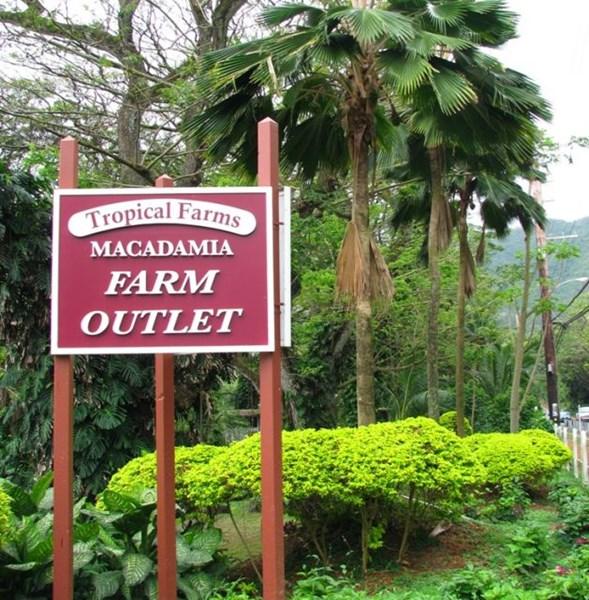 Tropical Farms Kaneohe Oahu Hawaii