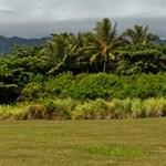 Kualoa Regional Park, Oahu, Hawaii