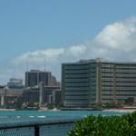 Waikiki Beach from Aquarium -09