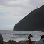 Mukupou Light House from Kaupo Bay