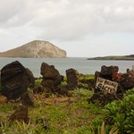 Ku Heiau Sacred place at Makapu'U Beach Park