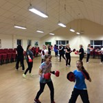 A local boxercise class for all ages!