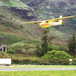 Glider Lessons at Dillingham in 2008