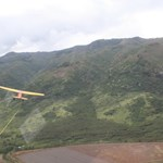 Glider Ride at Dillingham Airfield