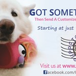 GOT SOMETHING to PROMOTE or SAY?... Visit my other BIZ and make someone SMILE!