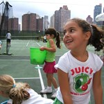 Kids Tennis at CHAMPION TENNIS ROOFTOP, NYC
