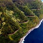 Maui's Hana Highway Coastline