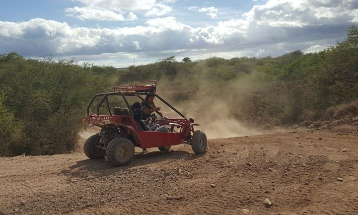 Atv Off Road Side By Side Coral Crater Kapolei Oahu Hawaii