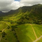 Ka`a`awa Valley - Kualoa can be explored on ATV, horseback or the Movie Site & Ranch Tour buses. The 2-hr ATV tours take the trails deeper into the valley.