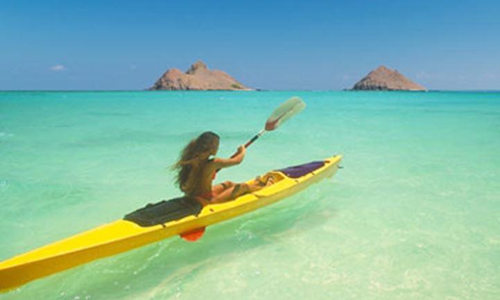 Kailua Sailboards And Kayaks Kailua Oahu Hawaii
