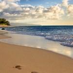 Sunset Beach on Northshore