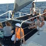 Fun sail.