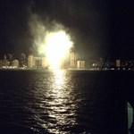 Super fireworks.