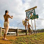 The Famous Hale'iwa North Shore Sign