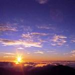 Watch the Amazing Sunrise of the Gods