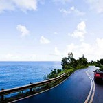 Relax with the Coastal scenery on the Hana Highway