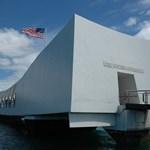USS Arizona memorial,Pearl Harbor